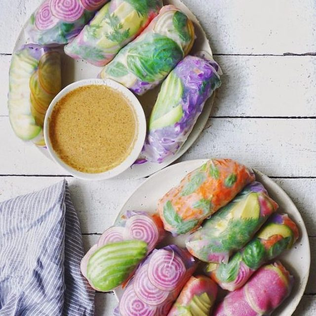 clean simple and oh so pretty prettyfood colourful foodlovers cleaneatinghellip