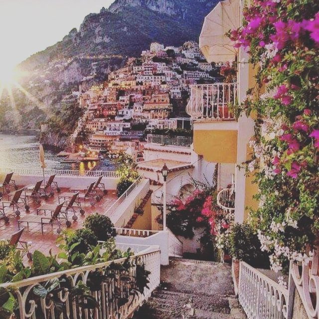 Positano See you in June! positano amalfi italy themcksabroad citizensoftheworldhellip